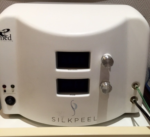 silkpeel machine